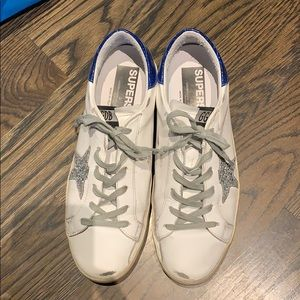 Golden Goose Superstar size 41 used once